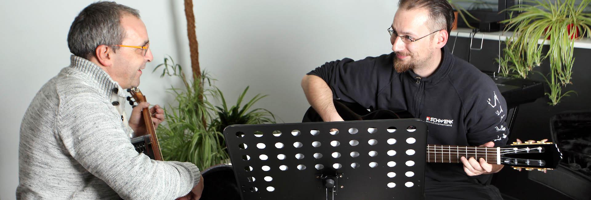 Musikunterricht in Schramberg Gitarrenunterricht