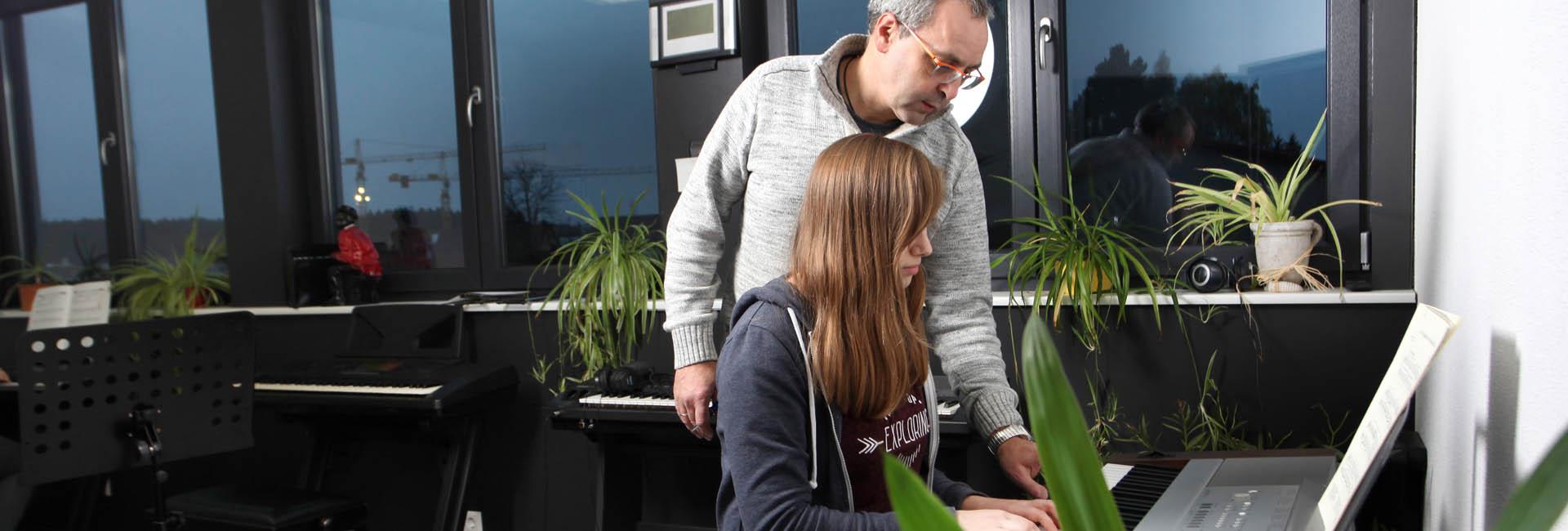 Private Musikschule Jürgen Jäger Keyboardunterricht